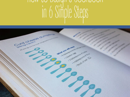 How to Design a Cookbook in 6 Simple Steps