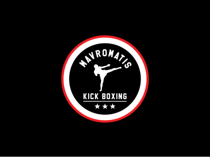 Kick-boxing Logo