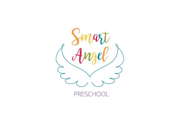 Smart Angel Preschool Logo