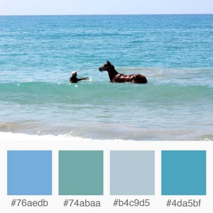 Weekly Colours Inspiration – Cyprus Water
