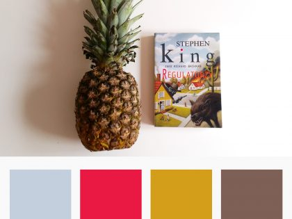 Colours Inspiration for Teenagers Cosmetics