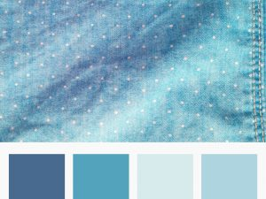 Colours Inspiration for Baby Boy Shower