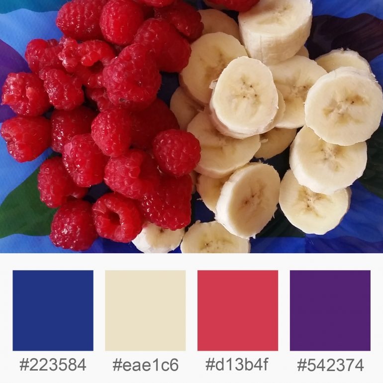 Colours Inspiration for Fitness Gym