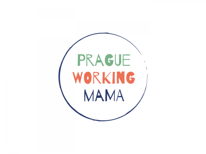 Prague Working Mama Logo