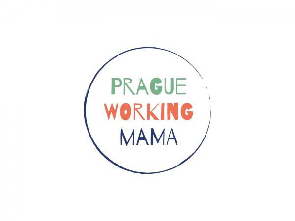 Prague Working Mama Logo