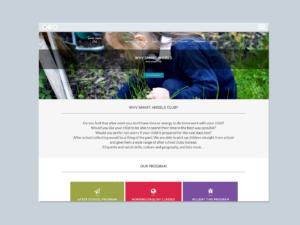 Smart Angels Club Website
