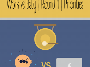 Work vs Baby | Round 1 | Priorities