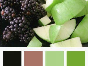Colours Inspiration for Yoga Studio