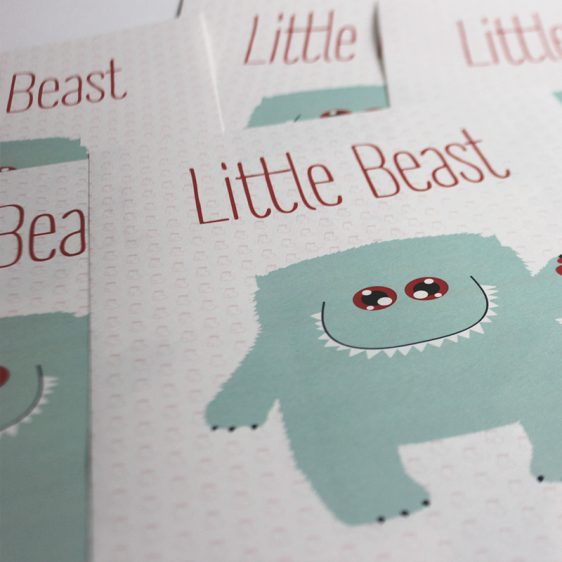 Little Beast Posters