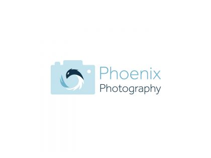 Phoenix Photography Logo Design