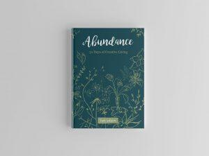 Abundance Book Design