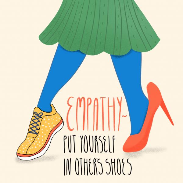 Empathy Illustration