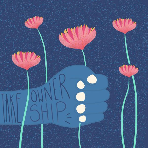 Take Ownership Illustration