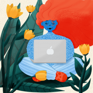 Illustration Learning Process