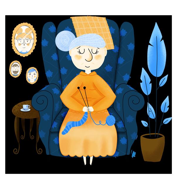 Help Elderly People