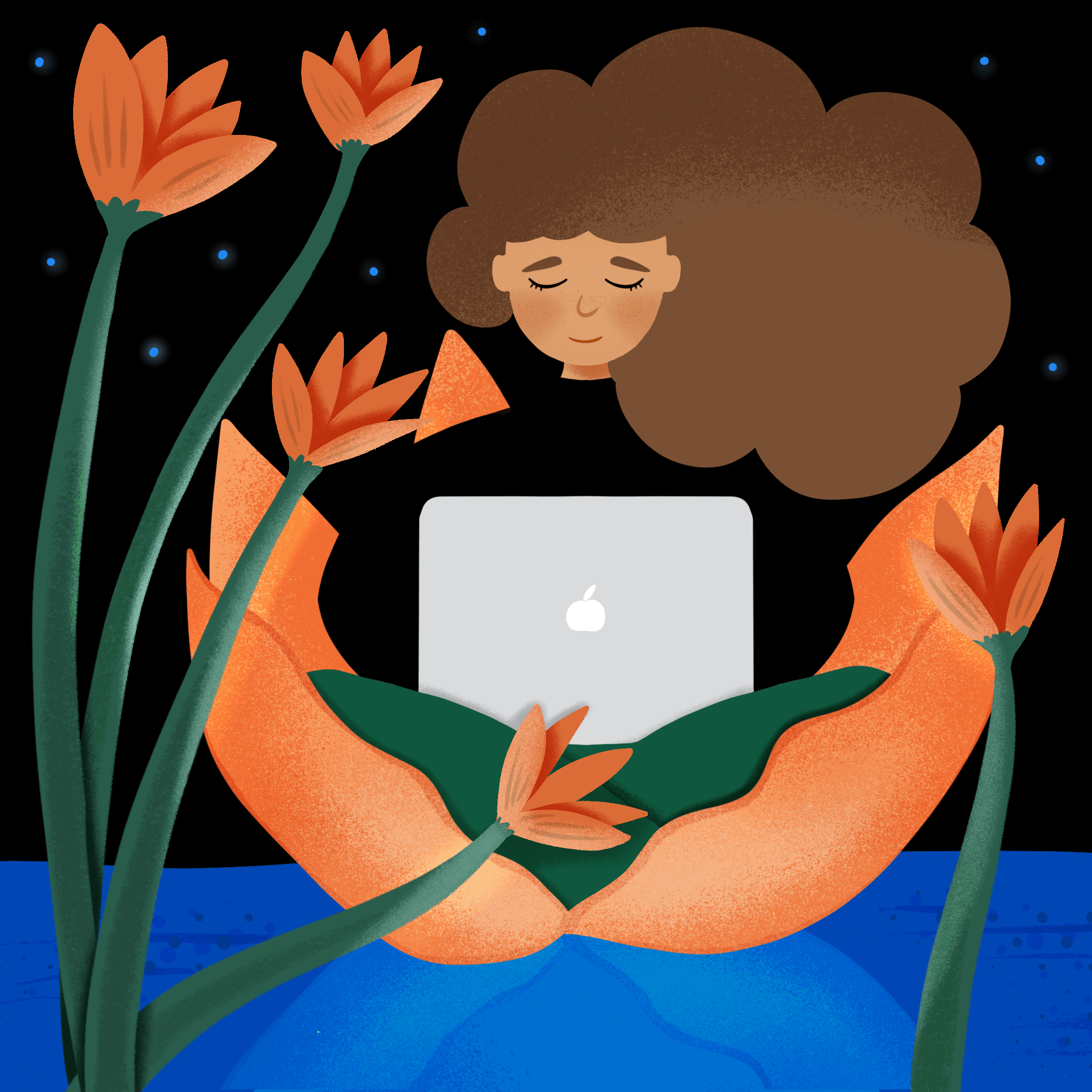 Becoming a Professional Illustrator in 1 Year