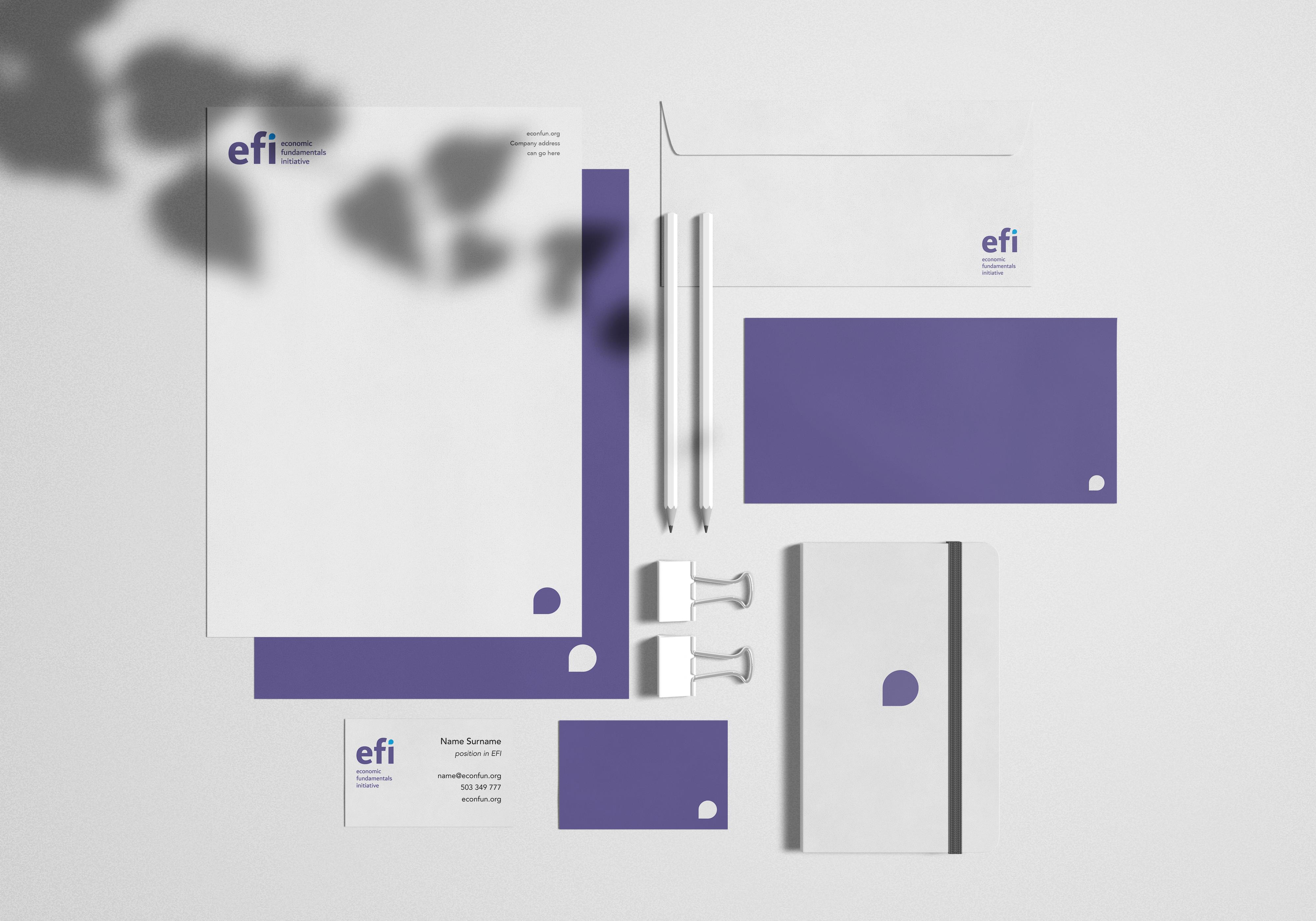 EFI Stationary