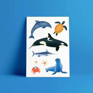 Sea World Printable