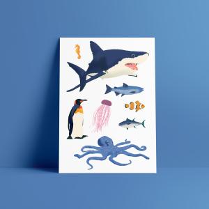 Sea World Printable