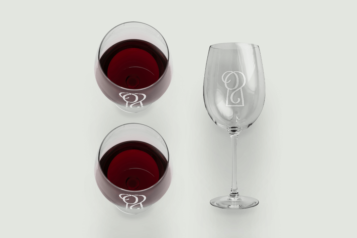Secret Wine Stories Wine Glasses