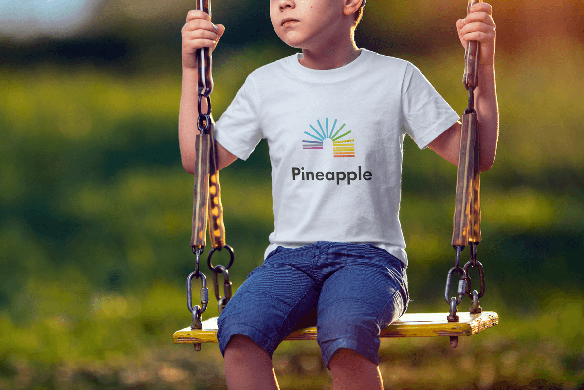 Pineapple-Logo-T-shirt