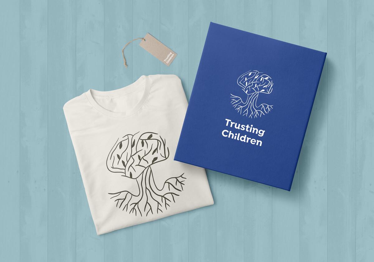 Trusting Children T-Shirt