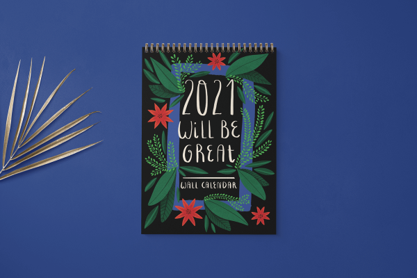 2021 Motivational Calendar