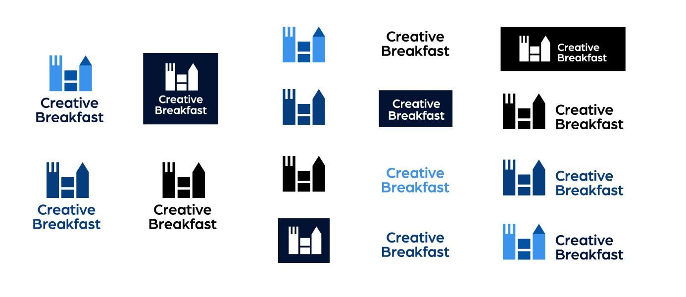 Creative Breakfast Logo