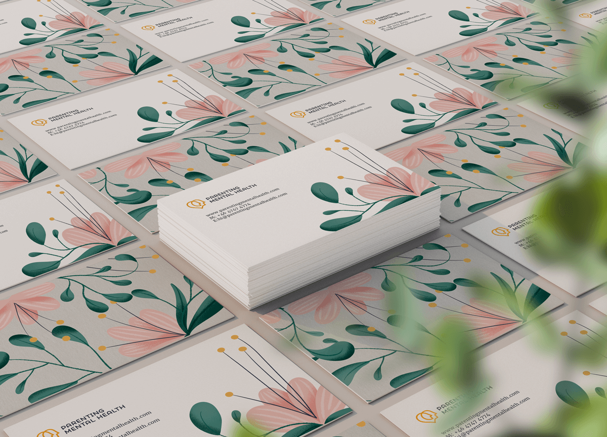 PMH Business Cards
