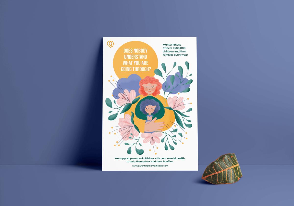 Parenting Mental Health Poster