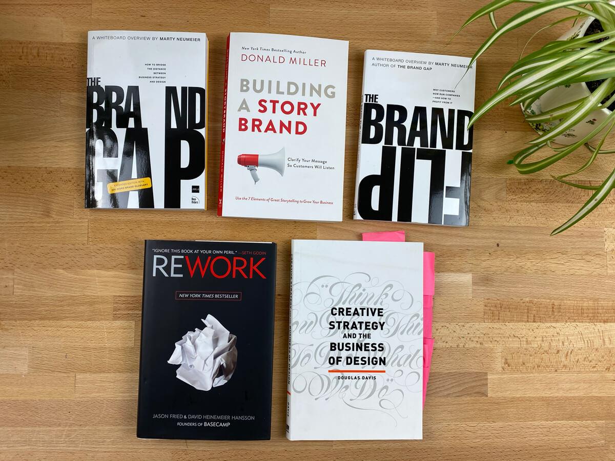 Branding Strategy Booklist