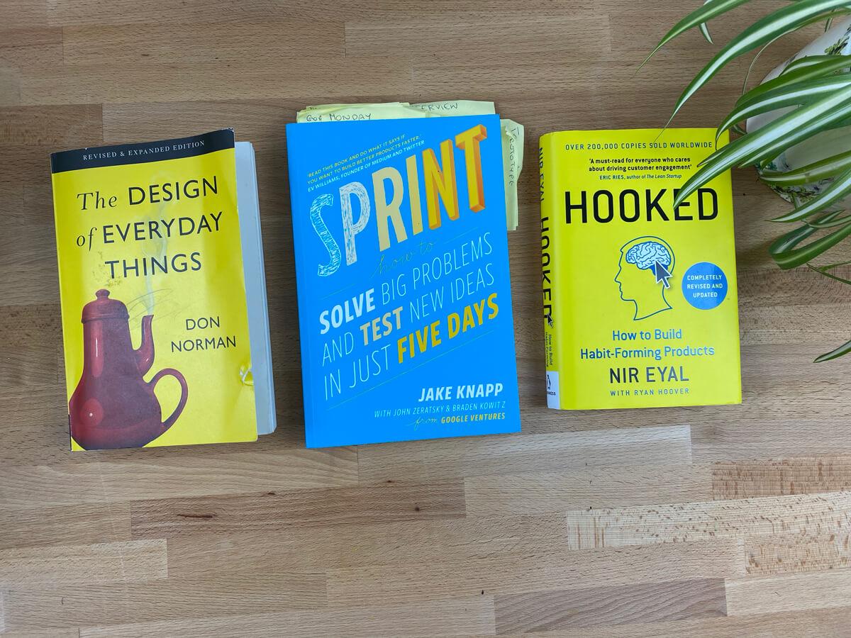 Product Design Booklist